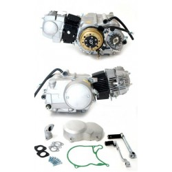 YX-ZR1 150cc engine, ERGAL plate - Parts si